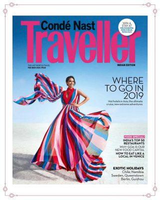 Conde Nast TravellerFebruary 2019