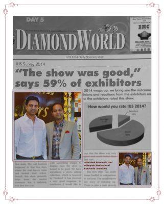 Diamond World July 2014