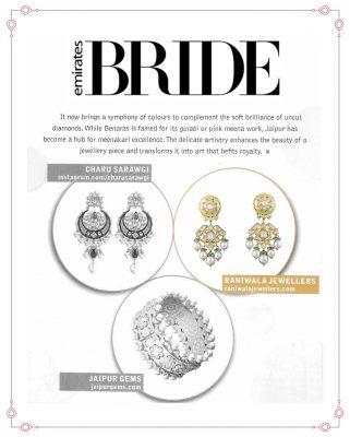 Emirates BridesJanuary 2019