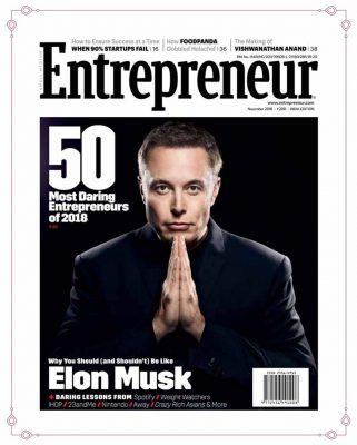 Entrepreneur November 2018