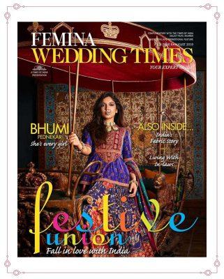 Femina Wedding Times August 2019