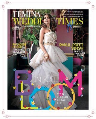 Femina Wedding Times February 2019