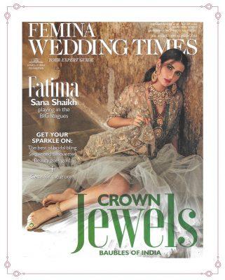 Femina Wedding Times November 2018