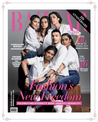 Harper's Bazaar November 2018