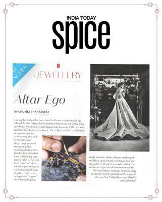 India Today Spice MagazineSeptember 2019