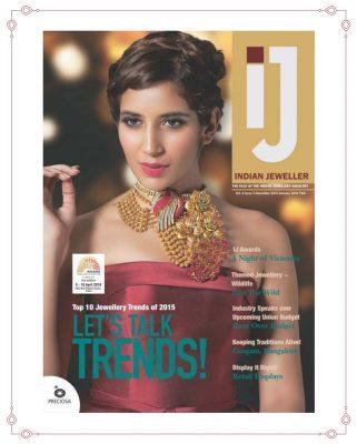 Indian JewellerDecember 2015