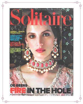 Solitaire International August 2018