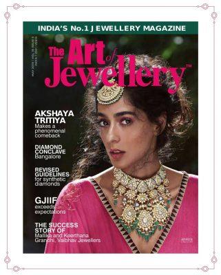 The Art of JewelleryMay 2019