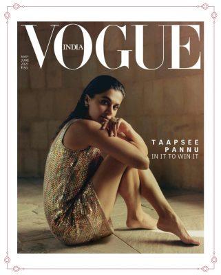 Vogue IndiaMay  2021