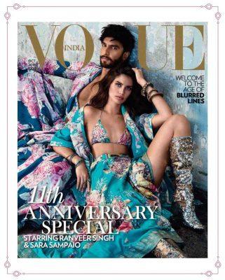Vogue India October 2018