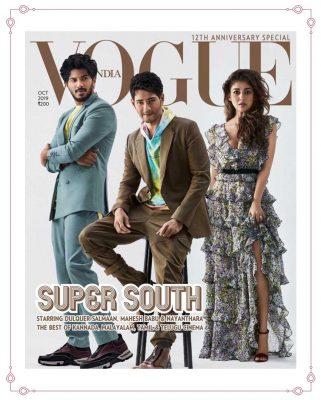 Vogue IndiaOctober 2019